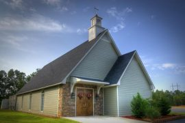 A New Worship Building for Greater Life Baptist Church