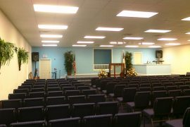 New Facilities for New Life House of Prayer